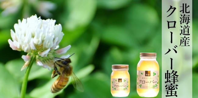 北海道産クローバー蜂蜜
